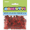 RED STAR CONFETTI (.5 OUNCE) PARTY SUPPLIES