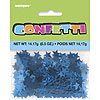 BLUE STAR CONFETTI (12/CS) PARTY SUPPLIES