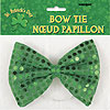ST. PATS BOWTIE (12/CS) PARTY SUPPLIES