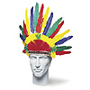 DISCONTINUED INDIAN HEADDRESS ADULT PARTY SUPPLIES