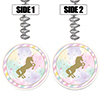 UNICORN SPARKLE DANGLER PARTY SUPPLIES