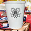 COAST GUARD HOT-COLD CUP PARTY SUPPLIES