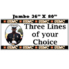 US MARINES PHOTO BANNER JUMBO PARTY SUPPLIES
