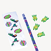 FROGS ACTIVITY FAVOR PACK PARTY SUPPLIES