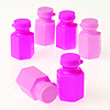 PINK MINI PARTY BUBBLES (12/PK) PARTY SUPPLIES