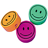 SMILEY FACE PENCIL SHARPENERS PARTY SUPPLIES