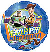 TOY STORY 3 BIRTHDAY GROUP MYLAR (10/CS) PARTY SUPPLIES