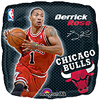 DERRICK ROSE MYLAR BALLOON PARTY SUPPLIES