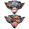 CARS 2 - FINN MCMISSILE/TOW MATER MYLAR  PARTY SUPPLIES