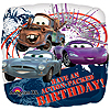 CARS 2 BIRTHDAY MYLAR BALLOON PARTY SUPPLIES
