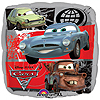 DISCONTINUED CARS 2 MYLAR BALLOON PARTY SUPPLIES