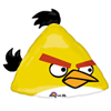 ANGRY BIRDS YELLOW BIRD JUMBO MYLAR PARTY SUPPLIES