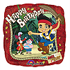 JAKE NEVER LAND PIRATES BDAY MYLAR  PARTY SUPPLIES