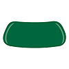 GREEN EYEBLACK SUN GLARE SPIRIT STRIPS PARTY SUPPLIES