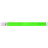 NUMBER ID WRISTBAND NEON LIME -1200/CS PARTY SUPPLIES