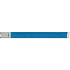 NUMBER ID WRISTBAND ROYAL BLUE -1200/CS PARTY SUPPLIES