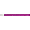 NUMBER ID WRISTBAND PURPLE -1200/CS PARTY SUPPLIES