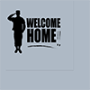 WELCOME HOME LUNCH NAPKIN 16/PKG PARTY SUPPLIES