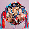 WWE PULL RIBBON PINATA PARTY SUPPLIES