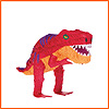 PINATA-DINOSAUR T-REX PARTY SUPPLIES