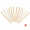COFFEE STIRRERS WOOD 5.5IN  1000/BOX PARTY SUPPLIES
