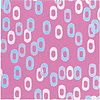 BANDANNAS GEOMETRIC RINGS (12/CASE) PARTY SUPPLIES