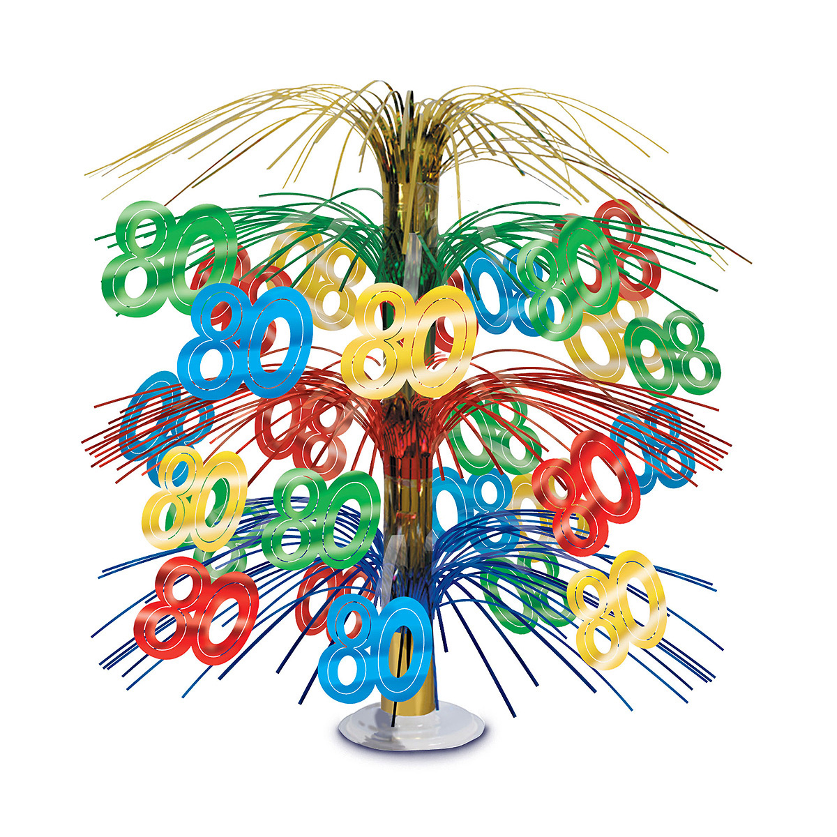 80th birthday decorations party favors ideas for Decoration 60 ans