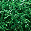GREEN CRINKLE CUT™ PAPER-10LB. PARTY SUPPLIES