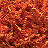 ORANGE CRINKLE CUT™ PAPER-10LB. PARTY SUPPLIES