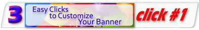 Customize a Party Banner