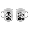 MARINES MUG PROUD DAD PARTY SUPPLIES
