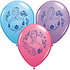 SOFIA THE 1ST LATEX BALLOONS PARTY SUPPLIES