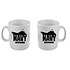 NAVY SHIP MUG CUSTOMIZED PARTY SUPPLIES