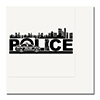 POLICE CITY LUNCHEON NAPKIN 16/PKG PARTY SUPPLIES