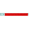 NUMBER ID WRISTBAND RED -1200/CS PARTY SUPPLIES