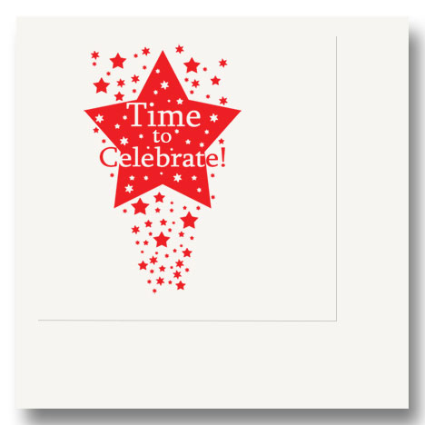 Click for larger picture of A TIME TO CELEBRATE BEVERAGE NAPKIN PARTY SUPPLIES